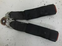 Jeep Cherokee Seat Belt Latches Buckles Rear Right Passenger Side Center