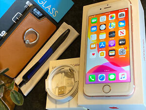 Apple iPhone 6s (64gb) Verizon World-Unlocked (A1688) Rose Gold MiNT {iOS13}100%