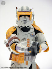 STAR WARS Figurine Cody Commander Statuette Limited ed. Collectible