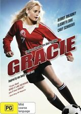 Gracie (DVD, 2011) Region 4 Drama Sport DVD Rated PG Used in Very Good Condition