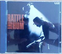 U2 - Rattle and Hum (Original Soundtrack) (CD 1988)