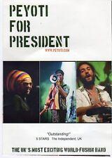 (EF858) Peyoti For President - 2009 DJ CDROM