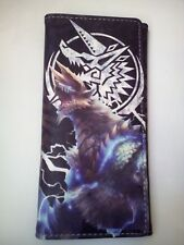 Monster Hunter 3 Game Character Cool Purse. UK seller, Free P&P.
