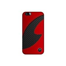NISSAN NISMO FAIRLADY Z Leder+Carbon Back Case für iPhone 6/6S Red