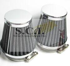 KZ440 XS400 UNIVERSAL POD AIR FILTER FILTERS 54MM ID