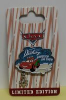 Disney Pin DLR Christmas Lightning McQueen From The Movies Cars Pin LE2000 New