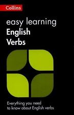 Collins Easy Learning: Easy Learning English Verbs (2015, Paperback, Revised)
