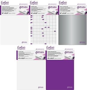 Crafter's Companion Gemini Replacement A4  Plates, Shims, Embossing Mat