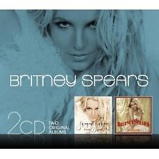 BRITNEY SPEARS - FEMME FATALE/CIRCUS 2 CD NEW ++++++++++++++++