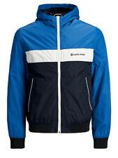 Jack & Jones Core Jacket Mens Lightweight Casual Windbreaker Coat JCOPete