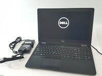 "Dell Precision 3510 15.6"" Laptop i7-6820HQ 256GB SSD 8GB RAM No OS *"