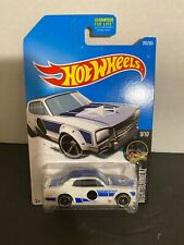 2017 Hot Wheels Nightburnerz #283 = Nissan Skyline H/T 2000Gt-X = White