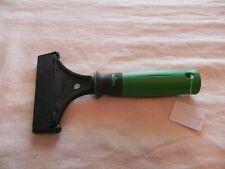 "Unger SHOOC-Ergotec Scraper, 4"" Glass Cleaning Window Film/Tint"