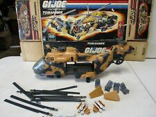 GI JOE véhicule Tomahawk Bay Gun W onglets 1986 pièce d/'origine