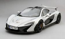 TSM 141207 # McLaren P1 XP2R Nürburgring Development Vehicle 2013 silber 1:12 !!
