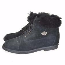 Suede Vintage Boots for Women