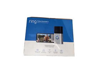 Ring Video Doorbell 3 Battery or Hardwired Power 1080p HD 8VRSLZ-0EN0 Brand New