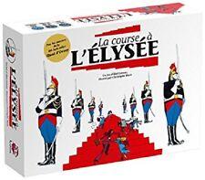 Jeu de société La course à l'Elysée - Letheia - Iello - Neuf, encore emballé !