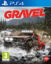 Gravel PS4 * NEW SEALED PAL *