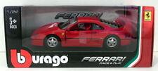 Véhicules miniatures bleue Burago pour Ferrari