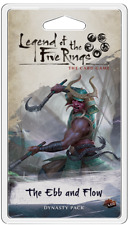 Legend of the Five Rings  Dynasty Pack:The Ebb and Flow