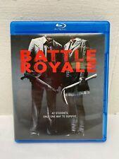 Battle Royale (Blu-ray Disc, 2012)