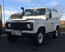 2000/W Land Rover 90 Defender 2.5Td5 Hard Top White