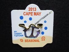 NEW Authentic Original 2013 Season Cape May, NJ Beach Tag/Badge