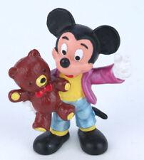 Micky Maus Disney Figur mit Teddy von Bullyland, Farbvariante !