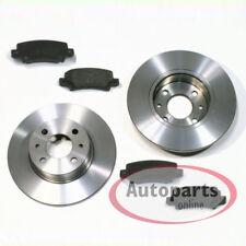 Renault 4 IV - Bremsscheiben Bremsen Bremsbeläge für vorne Vorderachse*