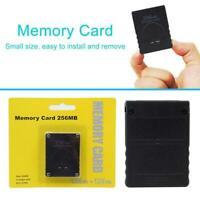 Neue 8 ~ 256 MB Speicherkarte für Playstation 2 für PS2 (neu und N7H3