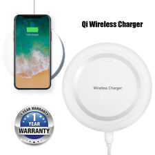 White Qi Wireless Charger Charging Pad for LG G2 G3 G4 G5 G6 G6+ V10 Cell Phone