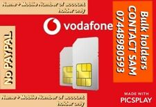 Vodafone Account INFORMATION services iphone sold by vodafone uk FROM IMEI