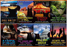 Chet and Bernie Mysteries Series Collection Set 1-8 Paperback Spencer Quinn New