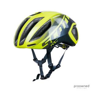 Scott Cadence PLUS Helmet - Black/Yellow - Mitchelton-Scott