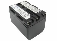 Li-ion Battery for Sony DCR-TRV39 DSR-PDX10 DCR-PC115 DCR-TRV530 DCR-TRV950 NEW