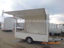 Verkaufsanhänger 250 x 200 x 230 - 1300 kg Imbissanhänger Verkaufswagen NEU TOP