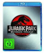 Jurassic Park - Ultimate Trilogy [Blu-ray] [Limited ... | DVD | Zustand sehr gut