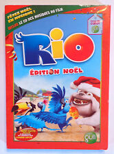 DVD / RIO - EDITION NOËL INCLUS LE CD DES MUSIQUES DU FILM / 20TH CENTURY FOX