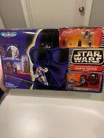 1996 Star Wars  Micro Machines Darth Vader/ Bespin Transforming Action Set