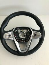 GENUINE BMW G11 G12  steering wheel Black