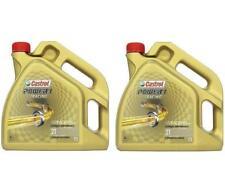 Aceite Castrol Power 1 Racing 2T 8 Litros (2x4L) 100% Sintético