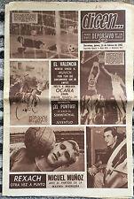 1968 Europa Pokal Seiger Valencia CF - Bayern München