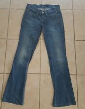MISS SIXTY sz 27 womens jeans Low bootcut Sexy  NEW!