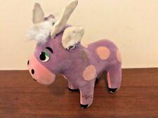 Dakin Dream Pet Fernando Bull Cow Pink Purple Vintage Taiwan 118 RARE