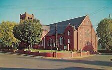 Bare Memorial Church of God Roaring Spring Pa Postcard