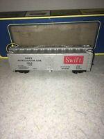 HO Scale Train Car - Swift Refrigerator Line - SRLX - 4226