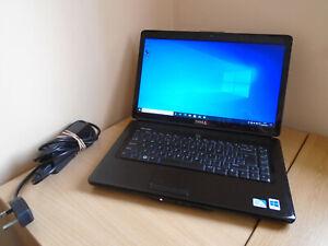 DELL INSPIRON 1545 WINDOWS 10 OFFICE 4GB RAM 320GB HDD FRESH INSTALL FREE POST