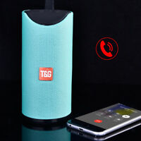 TG  Bluetooth Speaker Loudspeaker Mini 3D 10W Stereo Music Support TF Card ME
