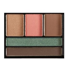LIFT02 EAT LOVE BE FAB NYX LOVE IN FLORENCE EYESHADOW PALETTE PEACH GREEN TESTER